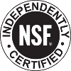 NSF Certification | Westwood Culligan